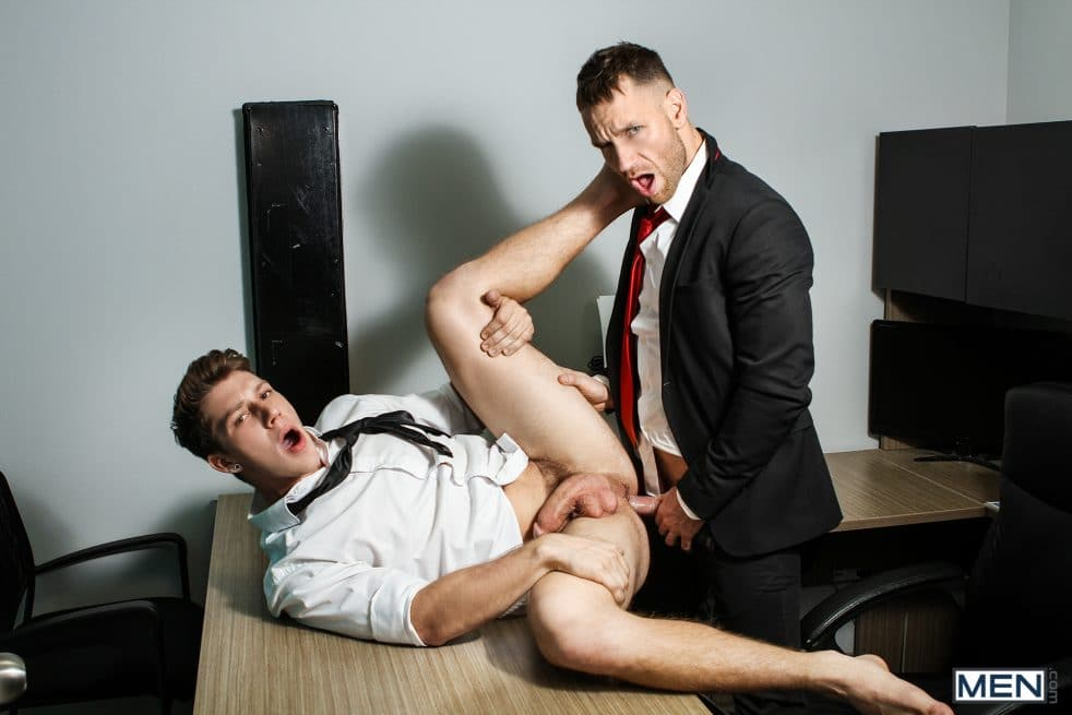 Gay Office Sex